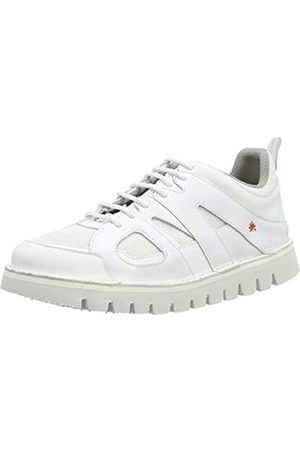 Art Unisex-Erwachsene 1581 Multi Leather Ontario Brogues, (White White)