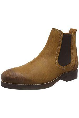 Sneaky Steve Herren Ribald Chelsea Boots, (Whiskey A5682a)