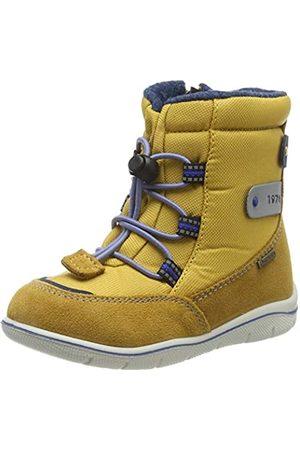 Primigi Baby Jungen PKI Gore-TEX 43618 Stiefel, (Senape/Ocra 4361855)