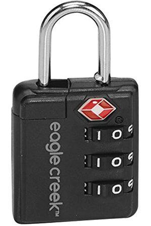 Eagle Creek Zahlenschloss mit Dreierkombination Ultralight TSA Lock Gepäckschloss