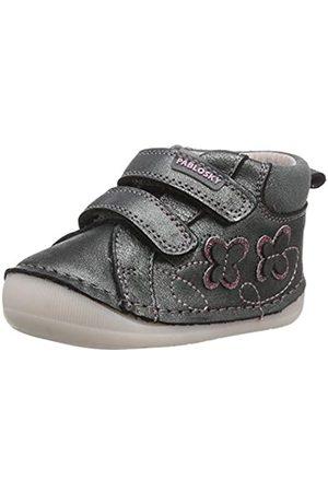 Pablosky Baby Mädchen 60450 Stiefel, (Gris Gris)