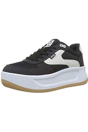 MTNG Damen 69462 Sneakers, (Nylonka Blanco/Tampo Fucsia C46047)