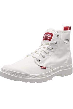 Palladium Unisex-Erwachsene Hi Du C U Hohe Sneaker, (Star White L47)