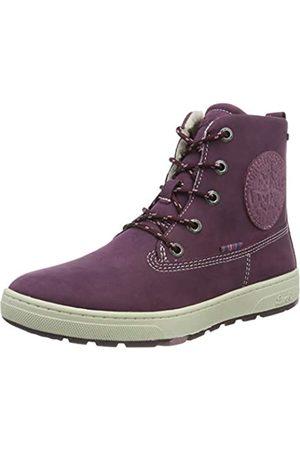 Lurchi Mädchen Doug-TEX Chukka Boots, (Lt Purple 48)