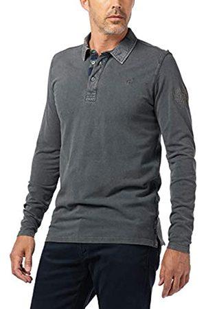 Pioneer Herren Polo Shirt LS Poloshirt