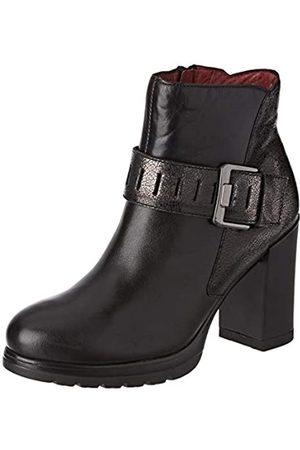 Stonefly Damen Over 10 Nappa Chelsea Boots, (Nero/Black)
