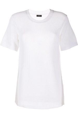 Joseph T-Shirt in Netzoptik