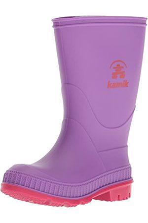 Kamik Mädchen Stomp Gummistiefel, Purple (PUR)