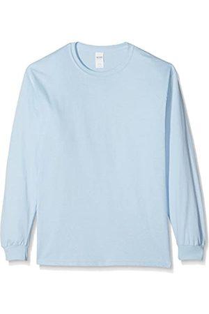 Gildan Herren Ultra Cotton L/Sleeve Tee T-Shirt