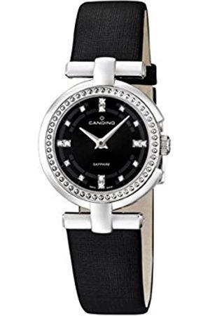 Candino Damen Analog Quarz Uhr mit Leder Armband C4560/2