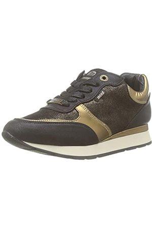 MTNG Attitude Damen 69691 Sneakers, (Goat Pu Negro C42758)