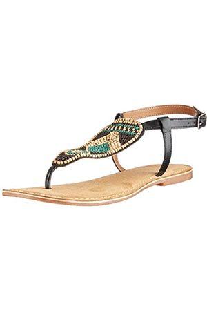 Marc Schuhe Damen Sandaletten Leder Chiara Gr. 42