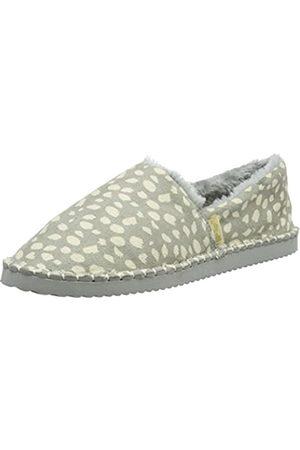 flip*flop Damen Flippadrilla spots Slipper, (Flint Grey 059)