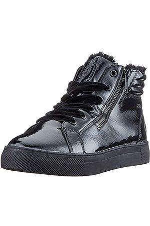 Jane Klain Damen 252 384 Hohe Sneaker, (Black PATENT 016)