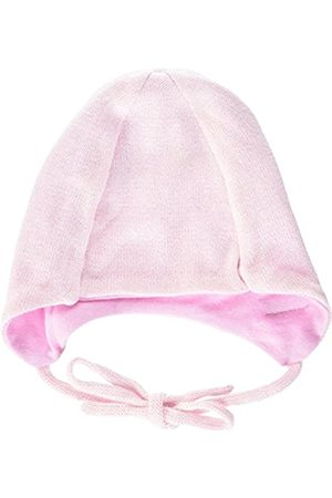 Sterntaler Strickmütze für Mädchen mit Bindebändern, Alter: 12-18 Monate, Größe: 49