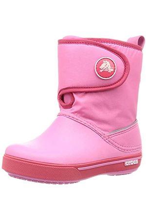 Crocs Unisex-Kinder Crocband Ii.5 Gust Boot Schneestiefel, Pink (Pink Lemonade/Poppy 6sd)