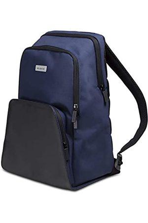 Moleskine City Travel Rucksack für 33 cm (13 Zoll) und Tablet Backpack mit abnehmbarem Rücken, Saphirblau
