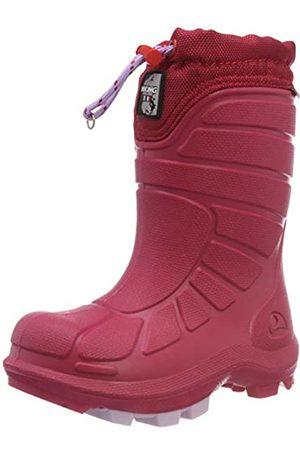 Viking Extreme Unisex-Kinder Schneestiefel, Pink (Cerise/pink)