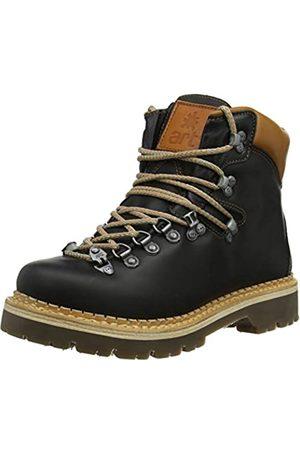 Art Unisex-Erwachsene 0903 Rustic Air Alpine Klassische Stiefel, (Black Black)