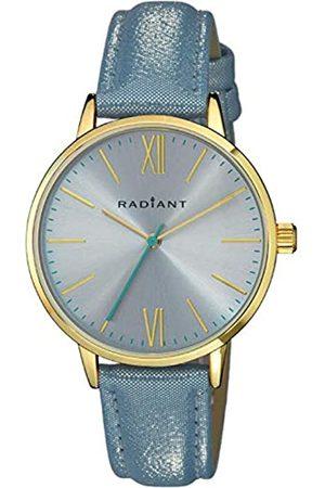 Radiant Damen Analog Quarz Uhr mit Leder Armband RA429603