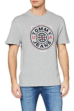 Tommy Hilfiger Herren TJM Circle Logo Tee Sport T Shirt