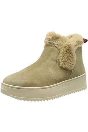 Marc O' Polo Damen 90915345001318 Hohe Sneaker, (Sand 715)