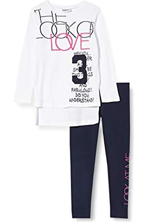 MEK Mädchen Compl.t-Shirt M/l + Leggings T.u. Bekleidungsset