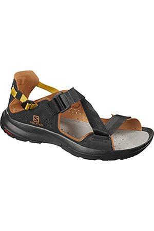 Salomon Unisex-Erwachsene Shoes Tech Durchgängies Plateau Sandalen, ( /Karamell Cafe/Arrowwood)