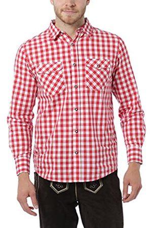 Lower East Herren Trachtenhemd