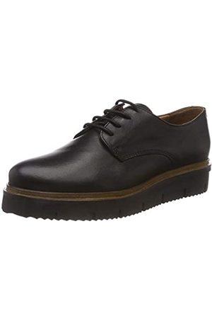 Bianco Damen Inn. Lace Shoe Sneaker, (Black 100)