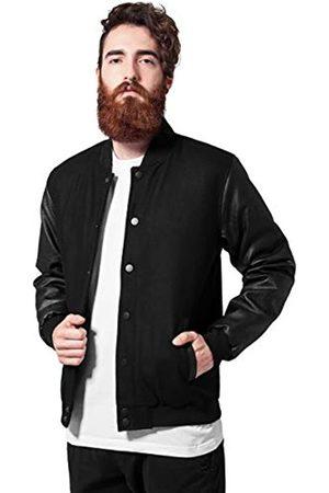 Urban classics Herren Oldschool College Jacket Jacke