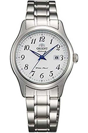 Orient Damen Analog Automatik Uhr mit Edelstahl Armband FNR1Q00AW0