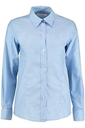 Kustom Damen Women's Workwear Oxford Shirt (Long Sleeve) Hemd
