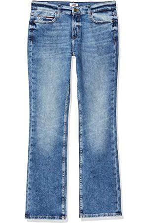 Tommy Hilfiger Damen Tj 1979 Mid Rise Bootcut Dsylt Straight Jeans