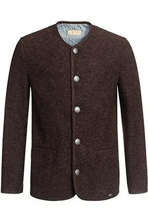 Giesswein Walkjacke Jack - Walk Jacke aus 100% Wolle, Herrenjacke, Herbst Winter Jacke für Männer, Trachtenjanker, Sakko aus Wolle