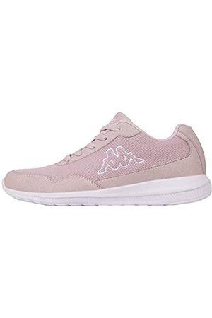 Kappa Unisex-Erwachsene Follow Sneaker, (Flieder/White 2410)