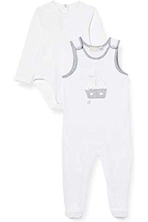 chicco Unisex Baby Completo 2 Pezzi Body Manica Lunga + Tutina Senza Maniche Playsuit