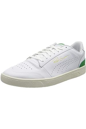 Puma Unisex-Erwachsene Ralph Sampson Lo Perf Soft Sneaker, White-Amazon Green-Whisper White