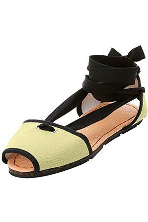 Spartans Shoes Damen Couple&Pie Original Espadrilles, (Lemon Yellow)