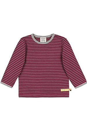 loud + proud Kinder-Unisex Shirt Ringel Aus Bio Baumwolle, GOTS Zertifiziert Sweatshirt