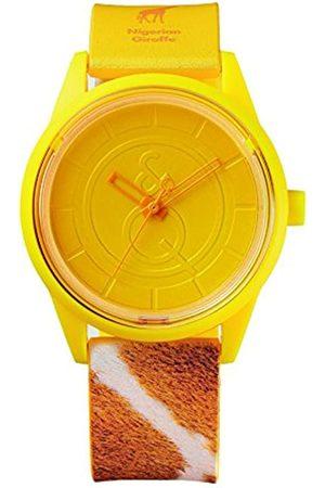 Citizen Unisex Analog Quarz Uhr mit Plastik Armband RP00J029Y