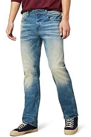 G-Star G-STAR Herren Weites Bein Jeanshose 3301 Relaxed - cyclo stretch denim, (Light Aged)