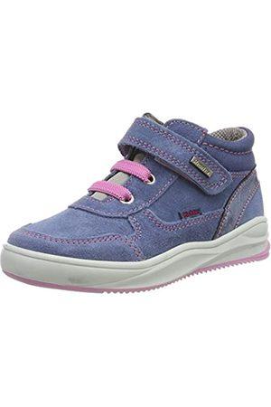 Richter Kinderschuhe Mädchen Harry Hohe Sneaker, (River 6631)