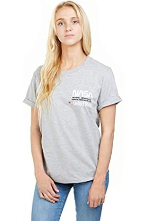 Nasa Damen Aeronautics T-Shirt