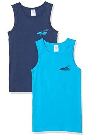 Sanetta Jungen Doppelpack Unterhemd