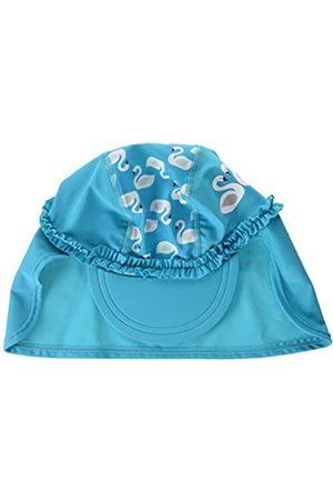 Playshoes Baby-Mädchen UV-Schutz Schwäne Mütze