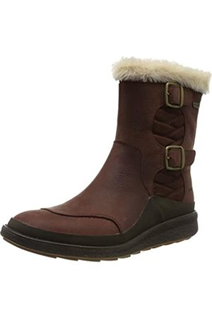 Merrell Damen Tremblant Ezra Zip Polar Waterproof Hohe Stiefel, (Sable)