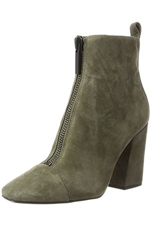 Kendall And Kylie Damen Kkraquel Stiefel, (OLIVE17 FH KID SUEDE+G113)
