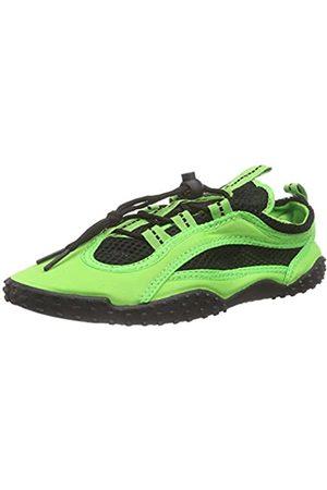 Playshoes Badeschuhe Surfschuhe neonfarben 174502, Unisex-Erwachsene Aqua Schuhe, ( 29)