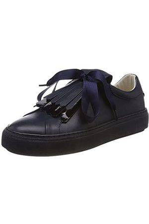 Marc O' Polo Damen 80214403502102 Sneaker, (Navy/Black)